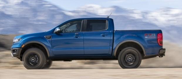 Новый Ranger получит неоспоримое преимущество перед VW Amarok