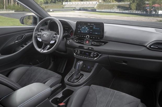 «Заряженный» Hyundai i30 N обновился