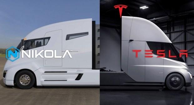Tesla против Nikola: новые подробности конфликта