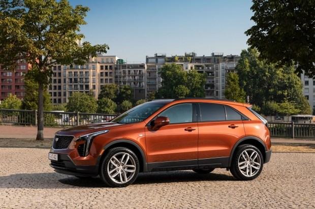 Cadillac решил завоевать Европу дизельным XT4