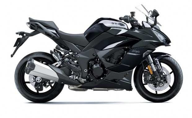 Kawasaki разукрасил Z900, Ninja 1000SX, Vulcan S
