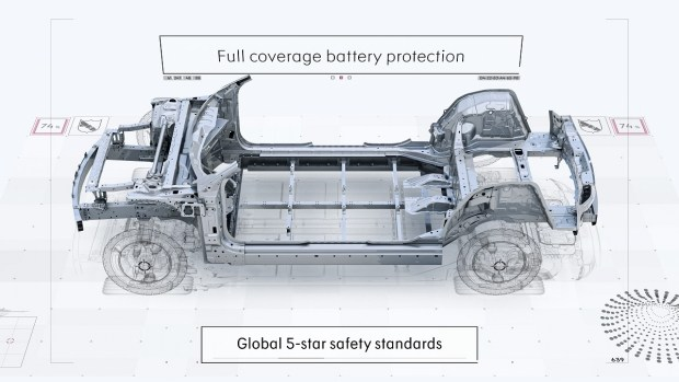 Geely разработала новую платформу для Volvo и Lynk & Co