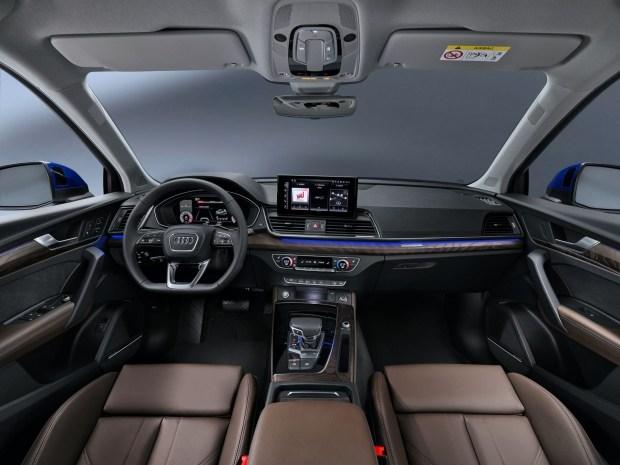 Audi Q5 теперь и «купе»!