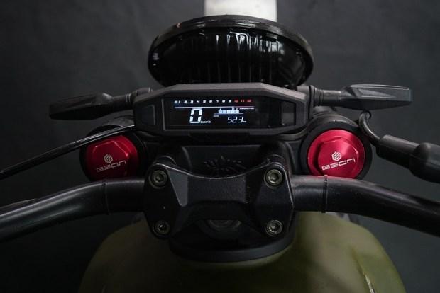 В Украине стартует выпуск электромотоциклов