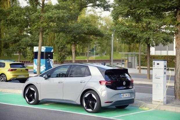 Цены на электрический VW ID.4