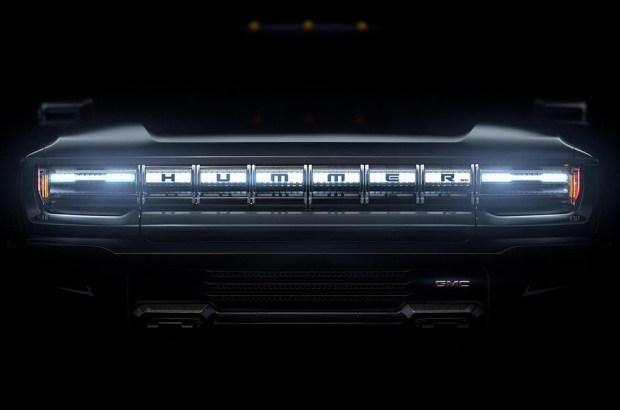 GMC Hummer EV будет работать на игровом движке!