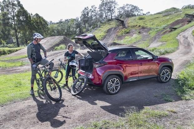 Toyota Yaris Cross выходит на мировой рынок