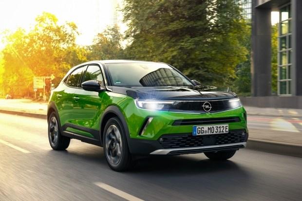 Маленькие Opel будут сиять еще ярче