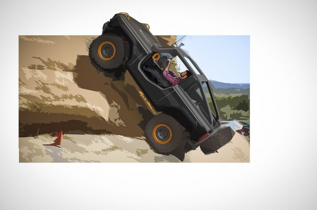 Ford превратит Bronco в «багги»