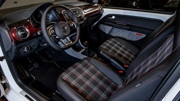 Представлен дерзкий малыш VW Up! GTI от ателье Vilner