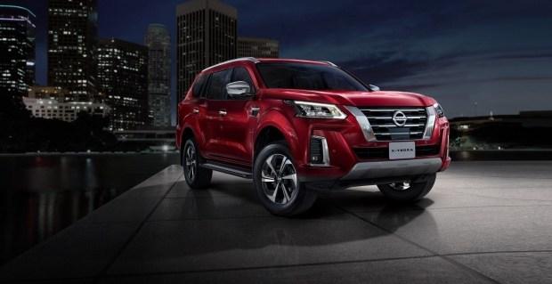 Nissan представил рамный внедорожник X-Terra нового поколения