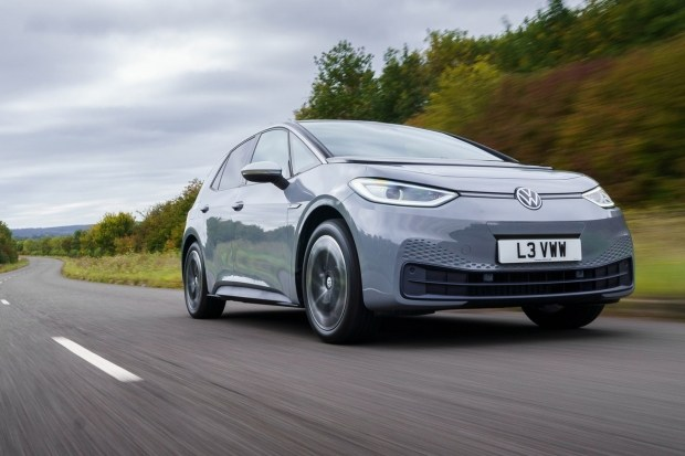 VW готовит бюджетную электричку за $23.700