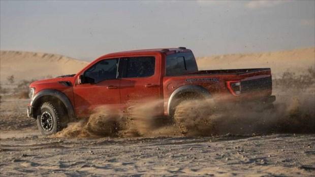 Raptor - «хищник», а не «веган»: Ford исключил появление электро версии «заряженного» пикапа