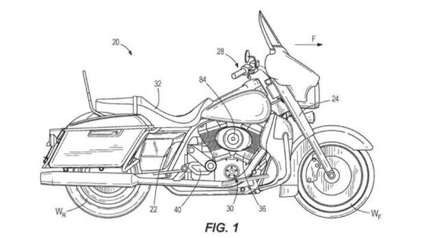 Harley-Davidson разрабатывает нагнетатель