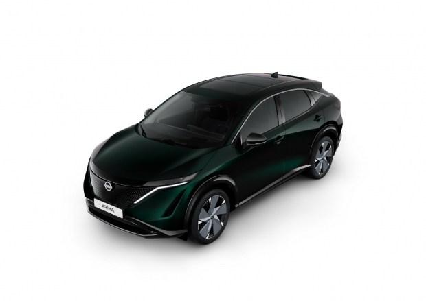 Nissan поделился уникальными особенностями электрокара Ariya