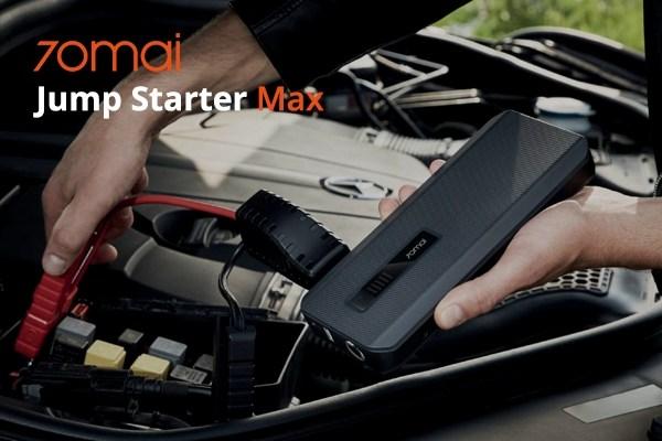 Автомобільний стартер від 70mai – найкращий PowerBank для акумулятора вашого авто