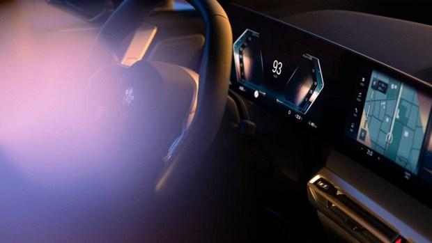 BMW обновила iDrive