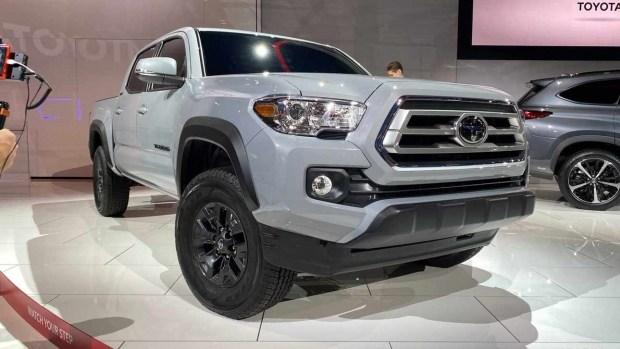 Trailhunter: Toyota готовит новую модель?