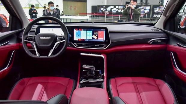 Maxus T90: китайский ответ Ford Ranger