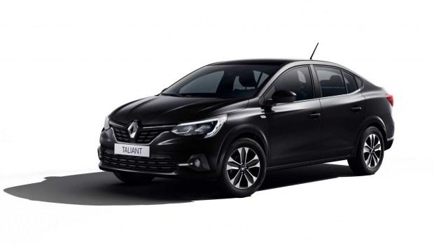 Renault Taliant: таким будет наш родной Logan?