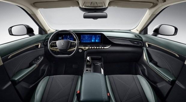Bestune T55: китайский Sportage, с оптикой «Cadillac»