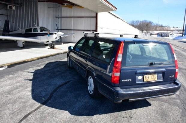 $20 млн за старый Volvo: это не шутка!