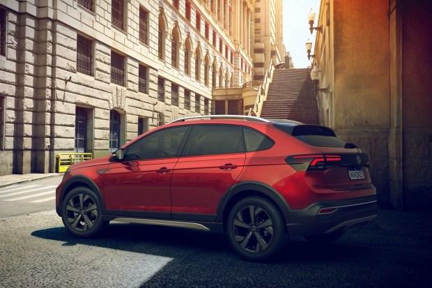 VW Nivus едет в Европу
