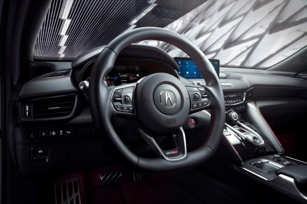 Acura TLX Type S: скоро в салонах