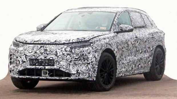 Audi готовит еще один электрокросс - Q6 E-tron