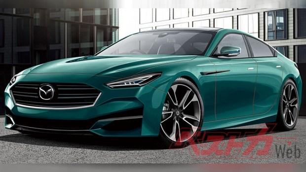 Mazda 6 следующего поколения