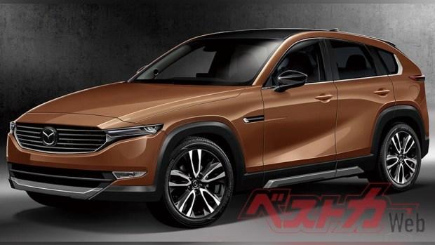 Mazda CX-5 следующего поколения