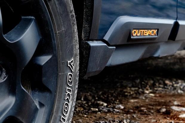 Subaru Outback станет еще внедорожней