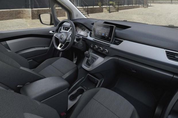 Renault представила совершенно новый Renault Kangoo