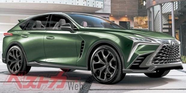 Lexus ударит по Cadillac Escalade и Mercedes GLS