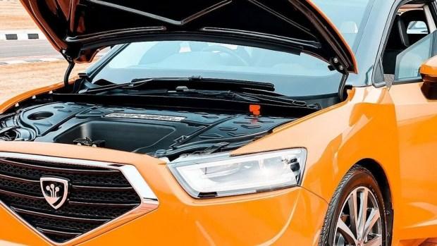 Новый электромобиль от непризнанного государства