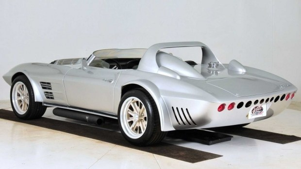 Corvette «Форсажа» пустят с молотка