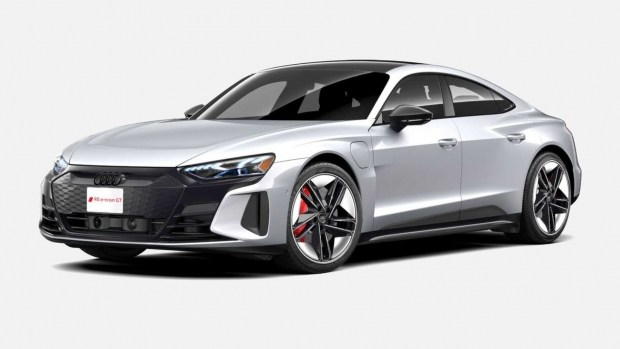 Цены на самый мощный Audi RS E-Tron GT