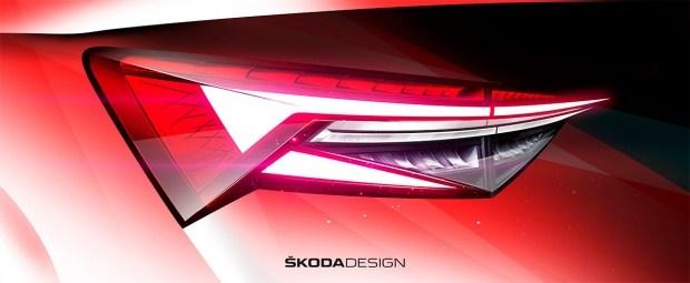 Skoda анонсировала премьеру обновленного Kodiaq