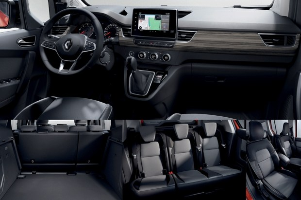 Renault представила семейный Kangoo