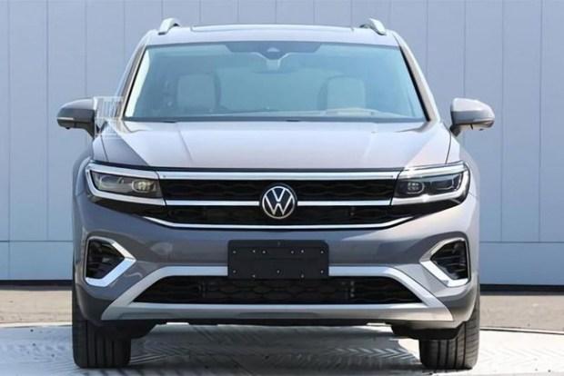 Volkswagen презентует самый большой кроссовер Talagon
