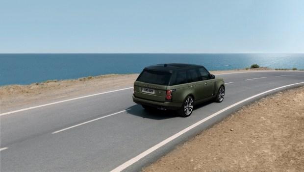 Range Rover получил две ультра-люксовые версии