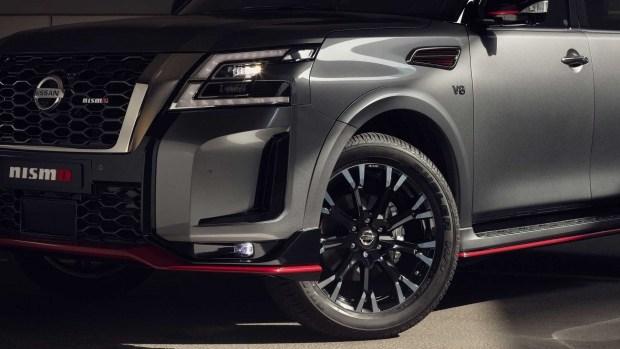 428 сил на V8: Nissan представил Patrol Nismo