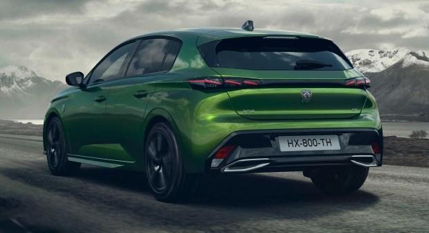 Электрический Peugeot 308 появится в 2023 году для борьбы с VW ID.3