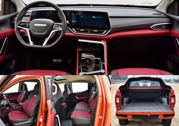 Пикап Maxus T90 поступил в продажу