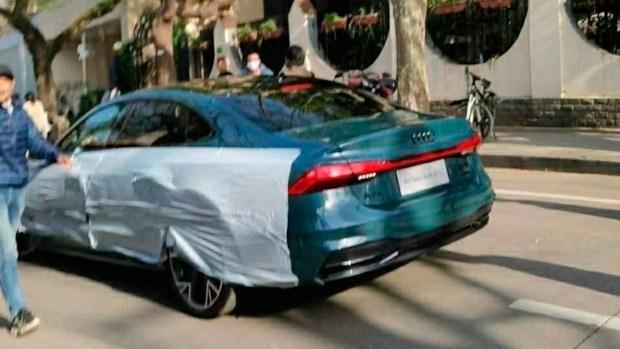 Audi A7 Long: если вам скучна А8