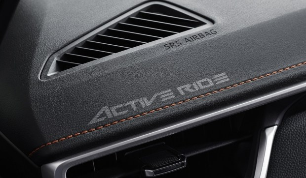 Corolla для активных: универсал в спецверсии Active Ride