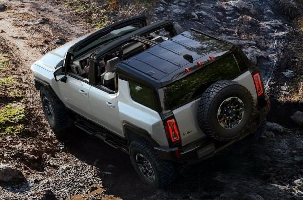 Hummer EV: теперь не только пикап!
