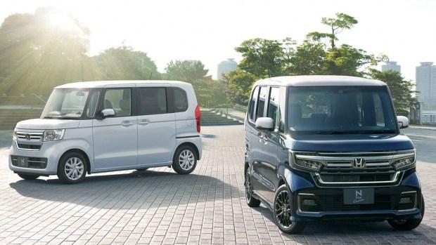 ТОП-10 самых популярных авто в Японии