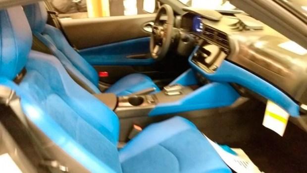 Новые изображения Nissan Z