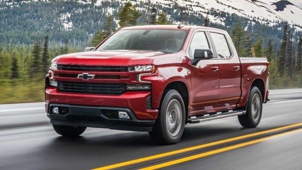 600 км на электричестве: Chevrolet готовит электрический Silverado